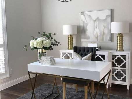 Home Office Ideas-Desks 101