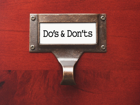 The Do's and Dont's for Buyers When Touring Homes
