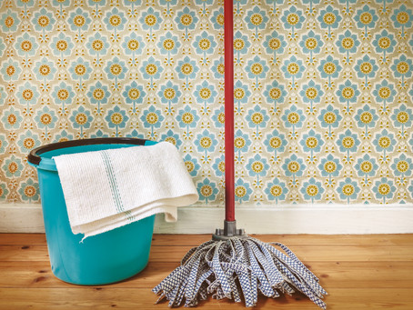 Cleaning 101: Getting Ready to List Your Home