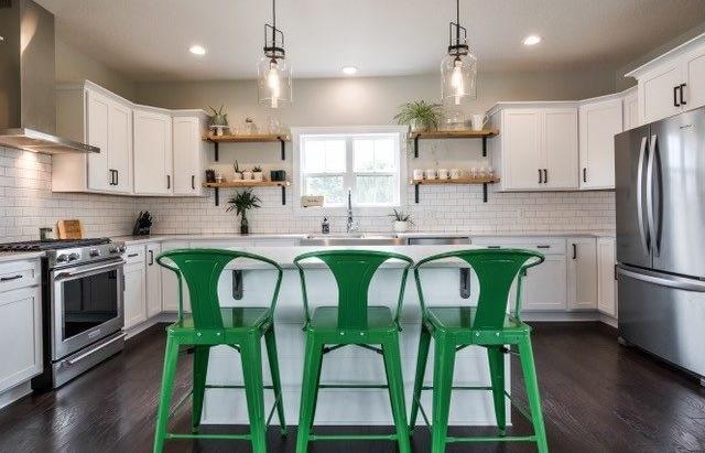 Kitchen Improvements Under $100!