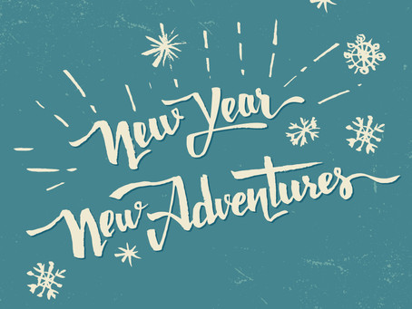 New Year-New You Resolutions