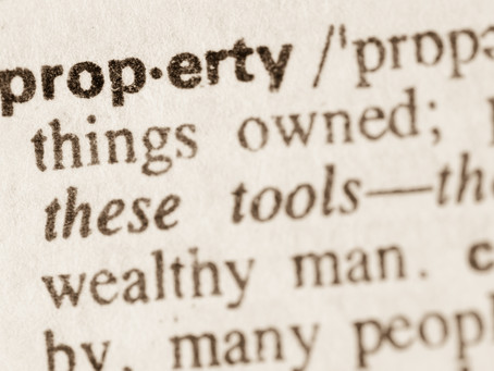 """Real Estate Terms to Keep You """"In the Know"""""""