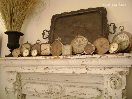 Salvaged and Repurposed Antique Finds