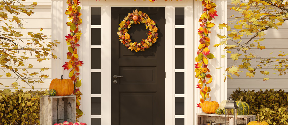 Fall Home Maintenance Check