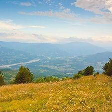 Panorama monte carameto Locanda dei 2