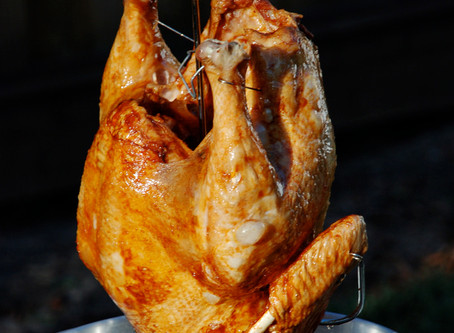 Safely Deep Fry your Turkey