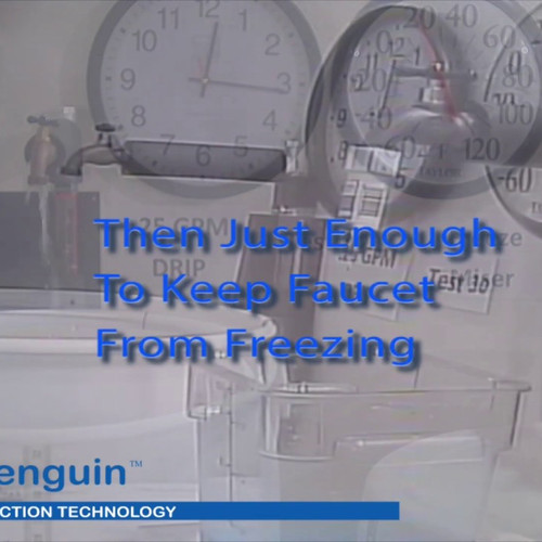 Freeze Miser Cold Test Chamber