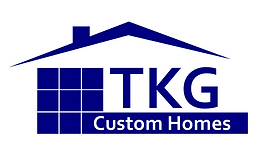TKG Custom Homes Logo, Seguin, New Braunfels