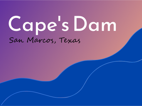 Cape's Dam, A Local Landmark