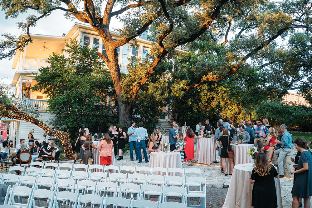 Edible Austin Chef Auction 2017