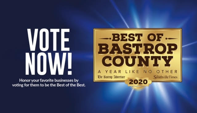 Best of Bastrop Country 2020 Contest