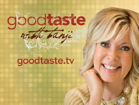 Palmer's Featured on Good Taste w/Tanji
