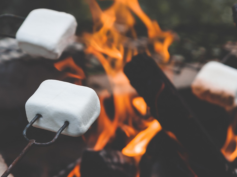 Safely Roast Marshmallows