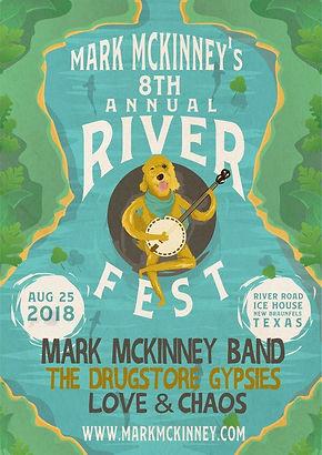 Mark McKinney's 8th Annual River Fest | Insurance Agency | Central