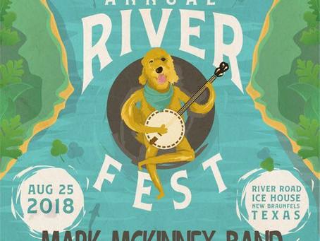 Mark McKinney's 8th Annual River Fest