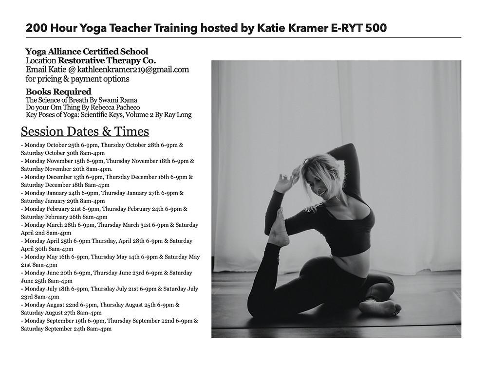 Yoga Training in Virginia Beach