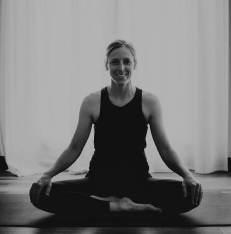 Yoga in Virginia Beach, Becca Ellis