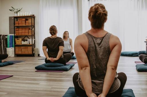 Yoga Classes in Virginia Beach