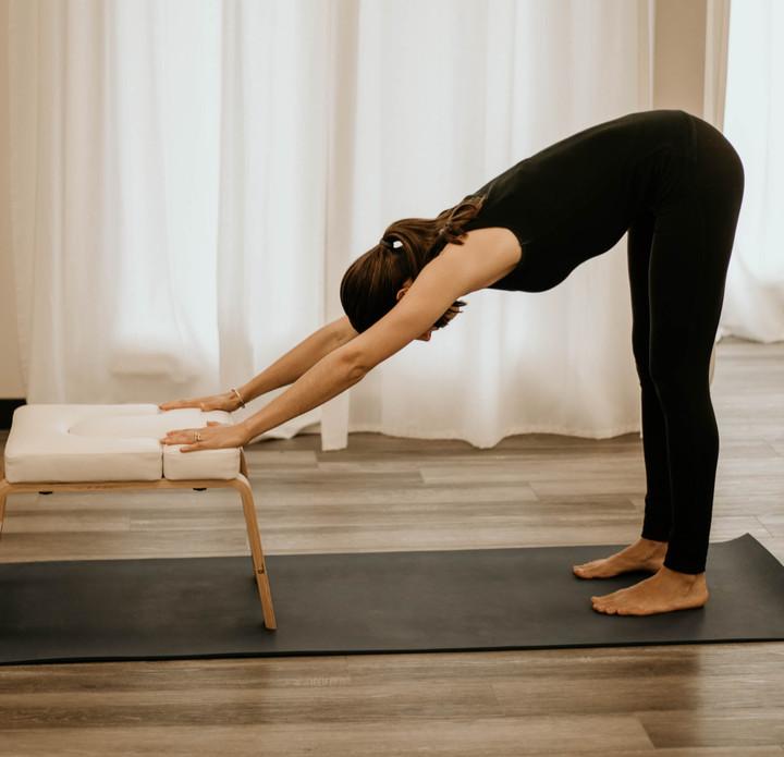 Chair Yoga with Tara Pandiscia - 30 minutes