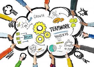Team Work, Growth, digital, marketing