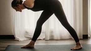 Vinyasa Yoga, Meditation under the Full Moon, and New Blog!