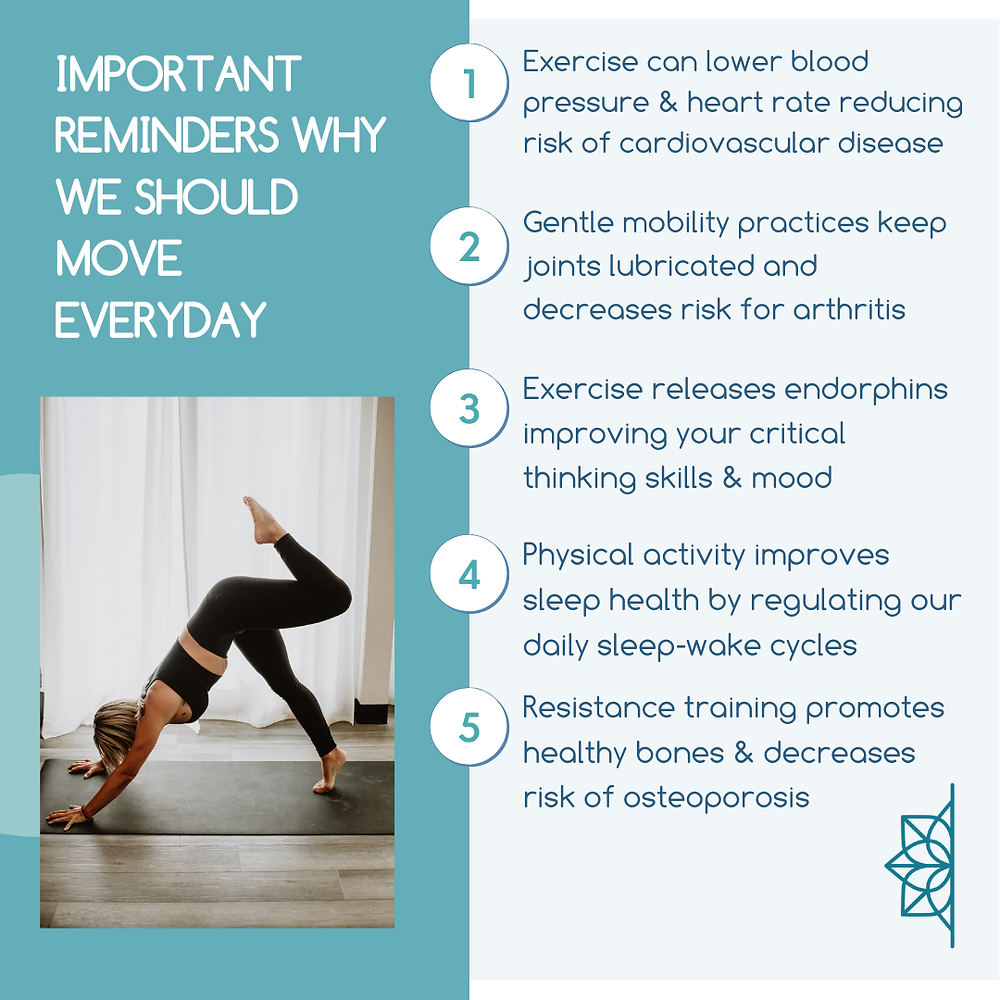 Yoga as your daily workout