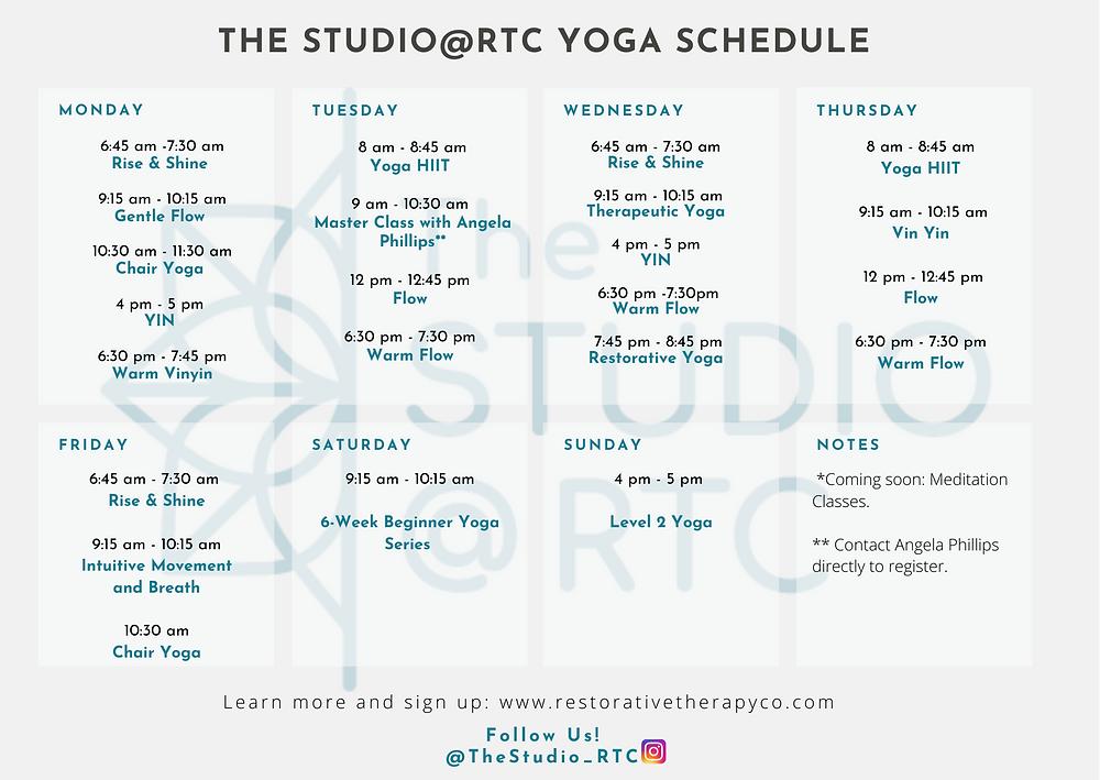 Yoga in Virginia Beach