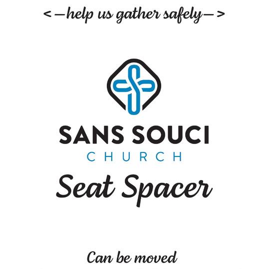 """SeatSpacer 10""""x10"""""""