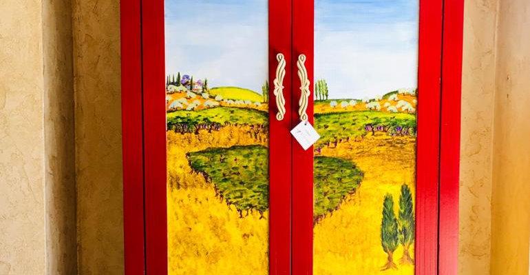 Licorera de la Toscana