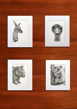 Prints mounted.jpg