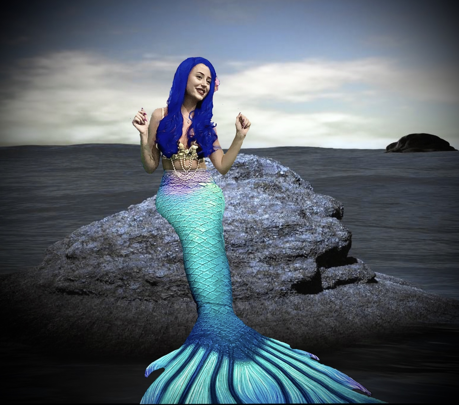 Our Mersmerising Mermaid