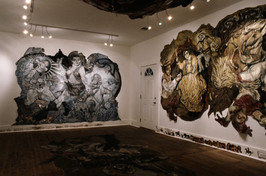 On Virgin Land, installation view number