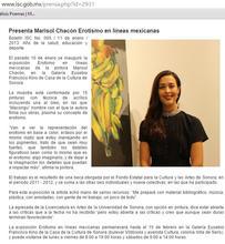 Blog del Instituto Sonorense de Cultura