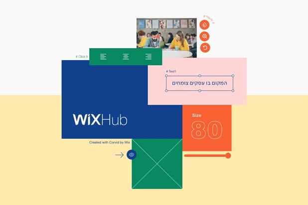 Wix Hub Website