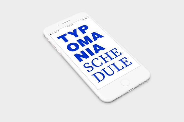 Typomania App