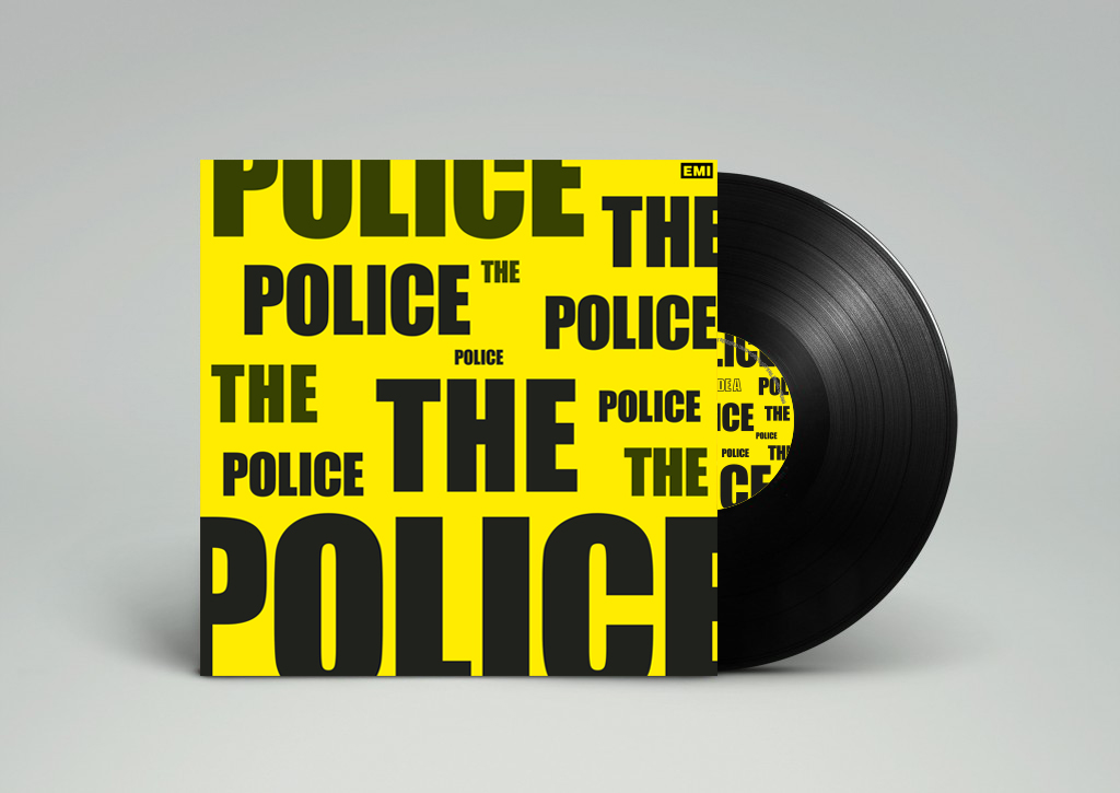 The Police Branding