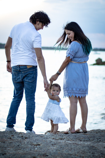 Family is your anchor little one