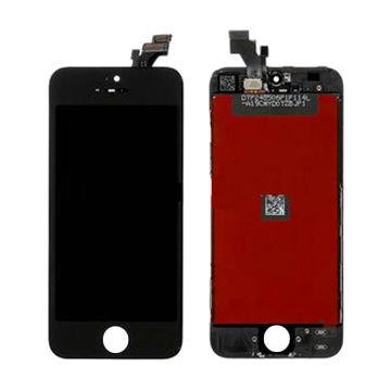 iphone 5 5S 5SE lcd black & white