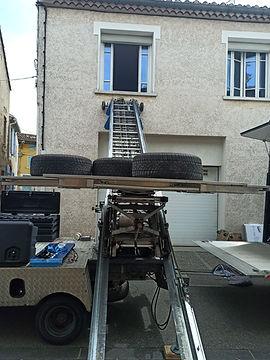 Monte meubles Toulouse