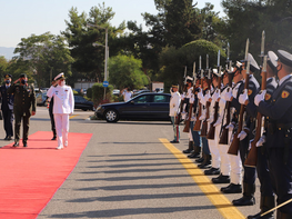 Official country visit of the Chair of the NATO Committee to Greece