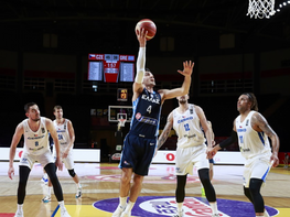 Olympic dream over for Greece after 97-72 loss to the Czechs