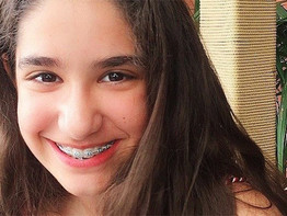 13 Year Old Greek Girl Wins Global Literature Competition