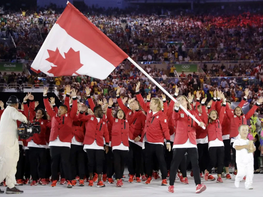 5 things to know: Canadians march in sober opening ceremony at Tokyo Olympics