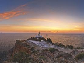 Santorini voted world's best sunset destination