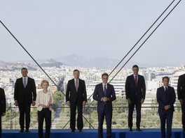 EUMED9: EU leaders sign Athens Declaration on climate change & impact on Mediterranean