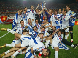 GREEK GODS Greece's Euro 2004 legends relive miracle win and reveal how they shocked Europe's elite