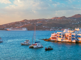 Greece From The Water: How Best To Enjoy The Sun-Kissed Country From The Sea