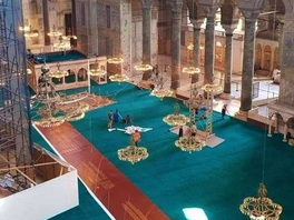 UNESCO slams Turkey over turning Hagia Sophia and Chora into mosques
