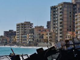 Turkey says part of Cyprus ghost town Varosha to reopen; strong objections by EU, UN, USA