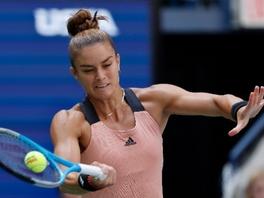 Maria Sakkari beats Pliskova to reach semi-finals in US Open